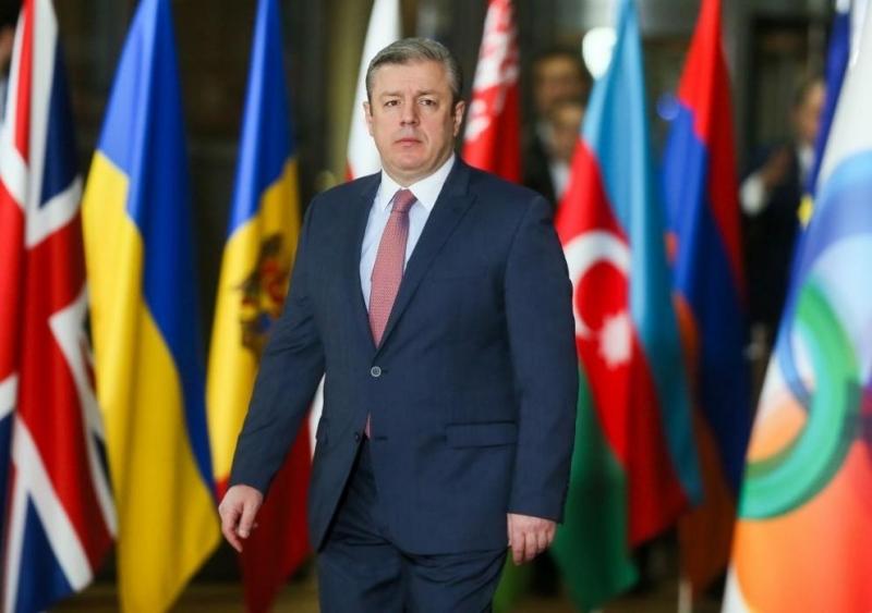 Грузинският министър-председателГиорги Квирикашвили подаде оставказарадиразногласия с лидера на управляващата партия