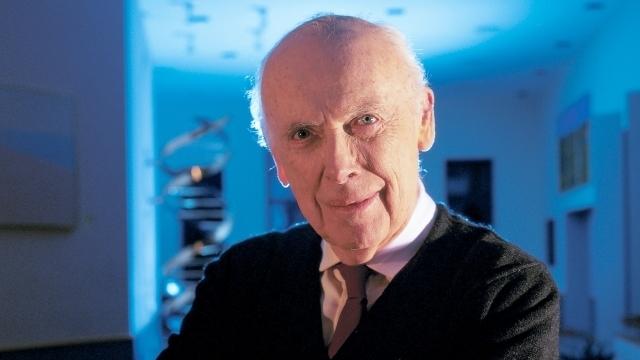 Нобеловият лауреат Джеймс Уотсън, помогнал за откриването на структурата на