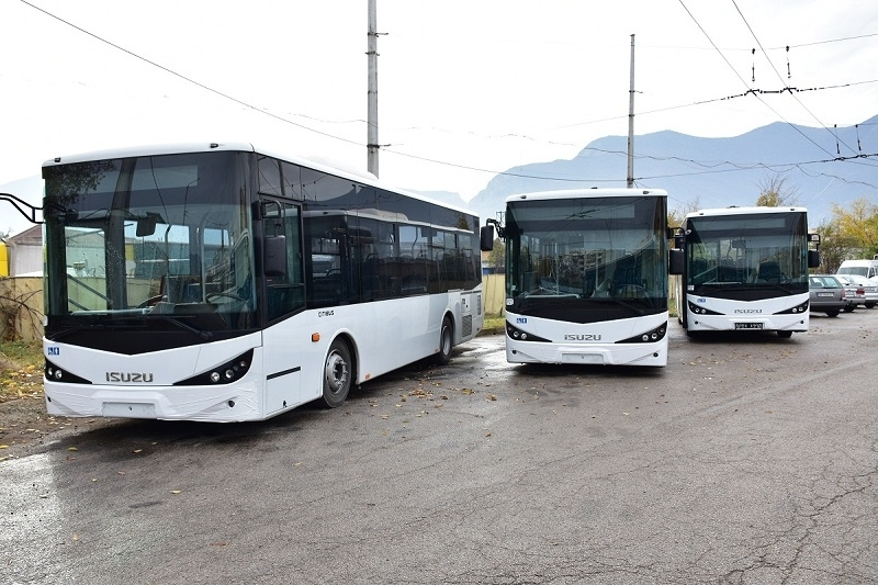 """Днес, в депото на """"Тролейбусен транспорт"""" бяха приети последните 3"""