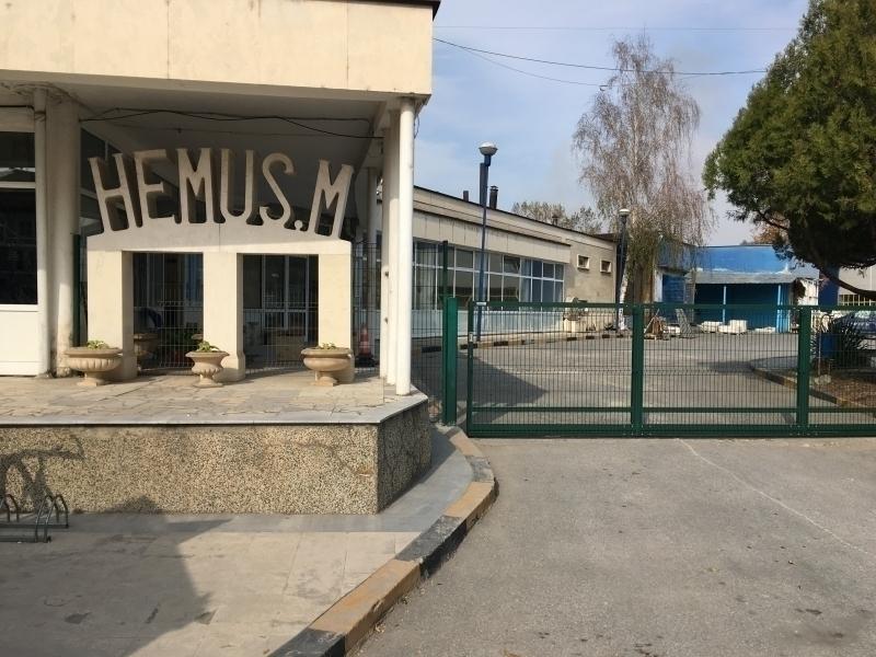 """Фирма """"Хемус М""""/Мездра/ търси да назначи работници в завода в"""