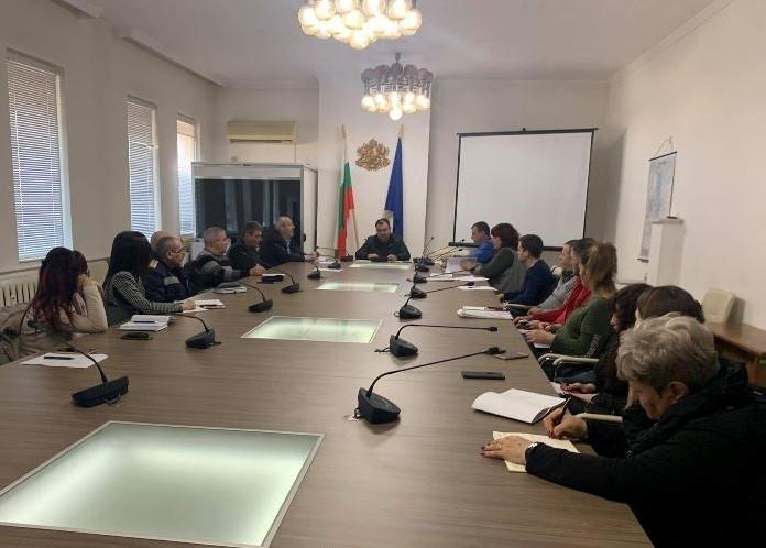 Областната епизоотична комисия във Враца проведе извънредно заседание /снимки/