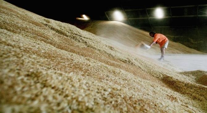 Северна Корея поиска от Русия 50 млн. тона пшеница