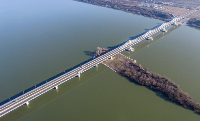 """Смениха управителния съвет на """"Дунав мост 2"""" Видин-Калафат, научи агенция"""