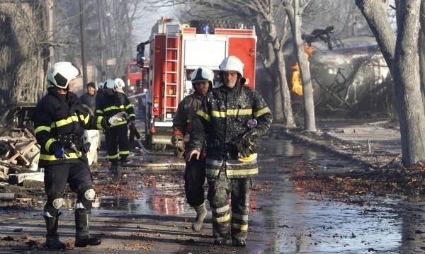 Три пожара гасиха огнеборците във Видинско