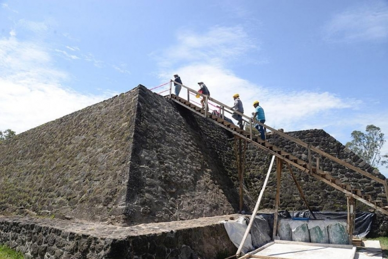 Земетресението, опустошило на 19 септември 2017 година централнитерайонинаМексико, даде възможност