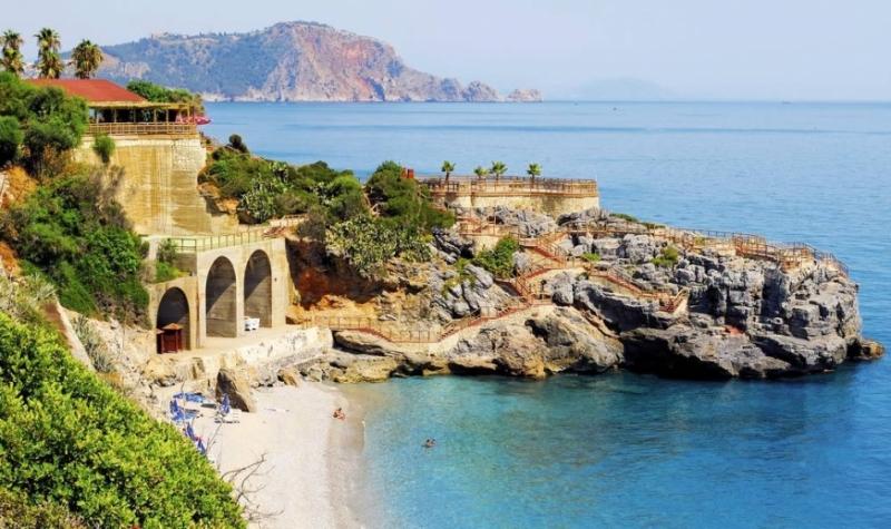 Земетресение с магнитуд 4,3 е било регистрирано в Средиземно море,