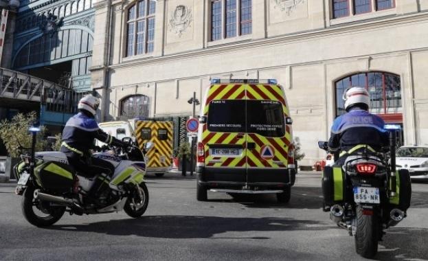 Трима души са задържани във Франция заради вчерашното нападение с