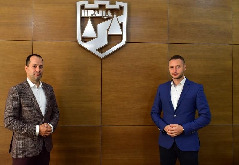 Александър Владимиров вече е част от екипа на Калин Каменов
