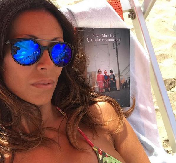 Атрактивната италианска тв водеща и актриса Сара Вароне изненада почитателите