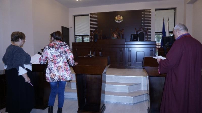 В открито съдебно заседание Административен съд - Видин гледа дело,