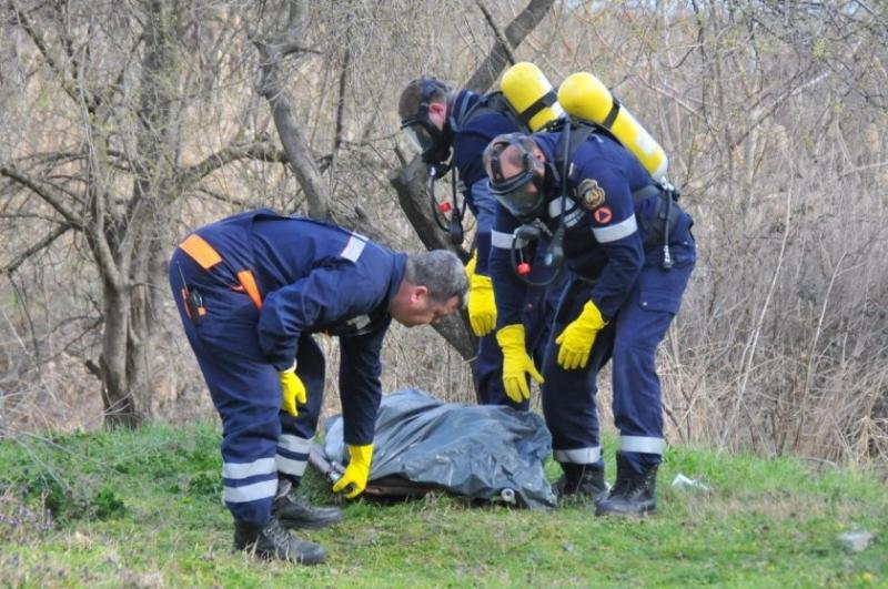 Мумифициран труп на мъж е открит край река Марица в