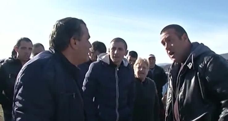 Жители на ловешкото село Карлуково излязоха на протест срещу складирани