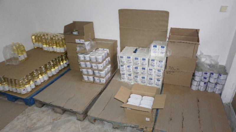 """Хранителни продукти, непотърсени по оперативна програма """"Храни"""", ще бъдат разпределяни"""