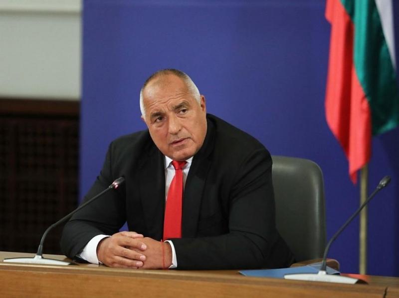 Премиерът Бойко Борисов изрази изумление от упреците на президента, че