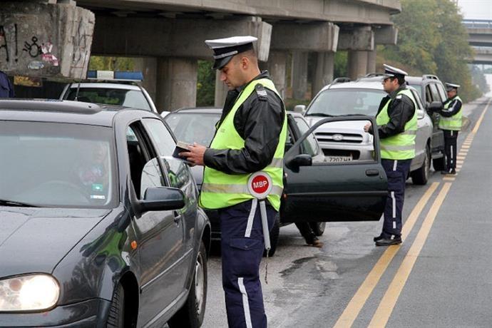 Ударна полицейска акция е била извършена във Видинско, информираха от
