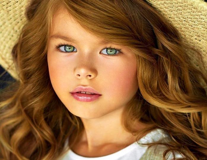 Алина Якупова е 6-годишно момиче от Русия, което въпреки изключително