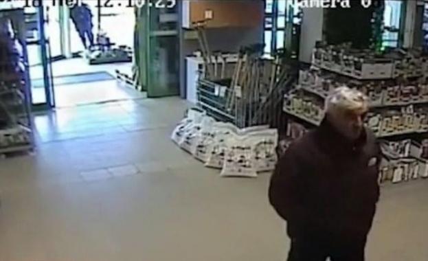 Снимка: Полицията в Пловдив издирва мъж, намерил портмоне с пари и не го върнал