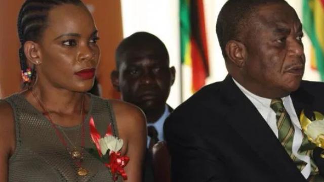 Властите на Зимбабве арестуваха съпругата на вицепрезидента Константино Чивенга по