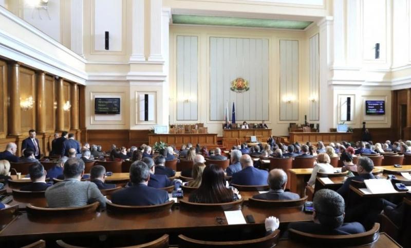 Лични нападки и обвинения в популизъм прозвучаха в пленарната зала