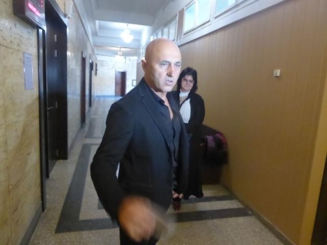 Снимка: Съдът прекрати делото срещу Краси Пенката и го върна на прокуратурата във Враца /снимки/