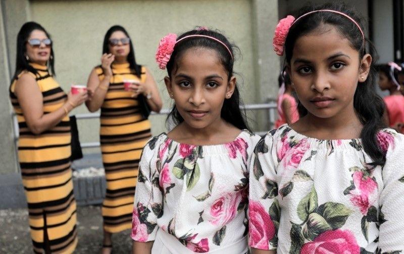 Опит да бъде подобрен Рекорда на Гинес за най-много близнаци