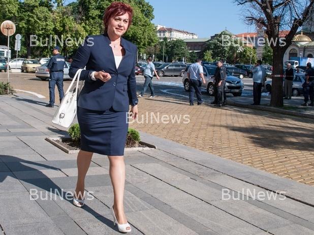 Изненада! Корнелия Нинова е новият лидер на БСП