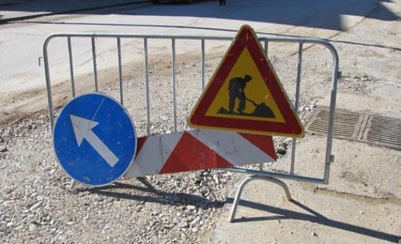 """Снимка: Строителни дейности затварят временно част от улица """"Петропавловска"""" в петък"""