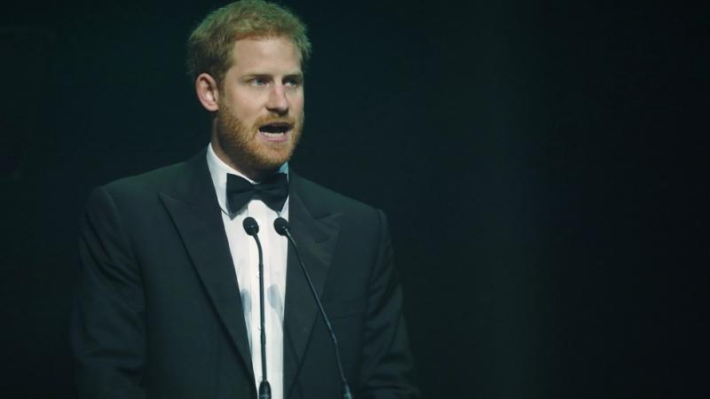 Британският принцХари е притежателят на най-сексапилната брада сред известните мъже.
