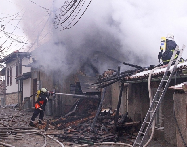 Огнена драма посред бял ден се е разиграла във Видин,