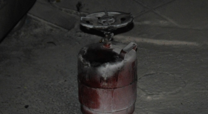 Газова бутилка пламна в къща в Монтанско, предадоха от пресцентъра
