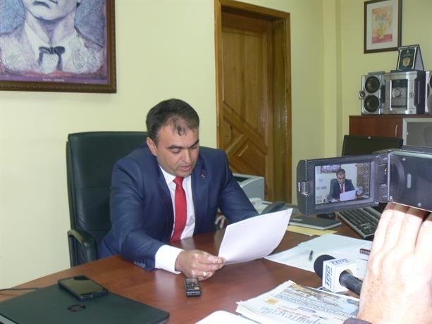 Старши комисар Петър Коцин – директор на ОДМВР-Видин и главен