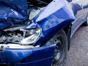 Пиян шофьор е катастрофирал във Враца, съобщиха от полицията. На