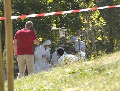 Двама души бяха задържани за жестокото убийство на 43-годишния Десислав