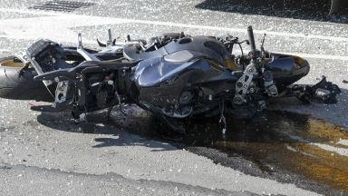 Моторист загина при тежка катастрофа край Кюстендил