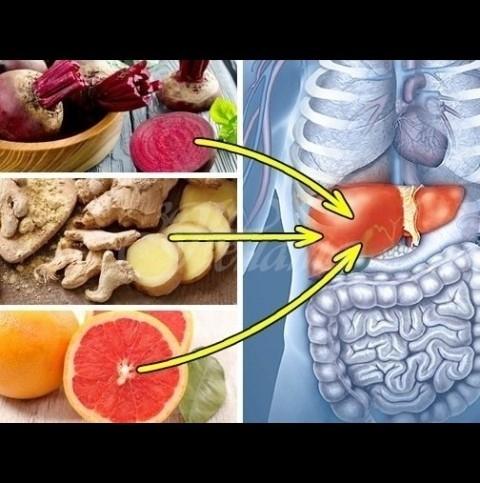 """""""Най-горещият"""" орган в тялото ни е черният дроб.Той работи като"""