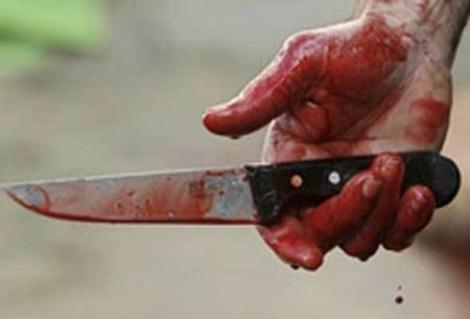Кървав скандал е завършил с арест, съобщиха от полицията. На