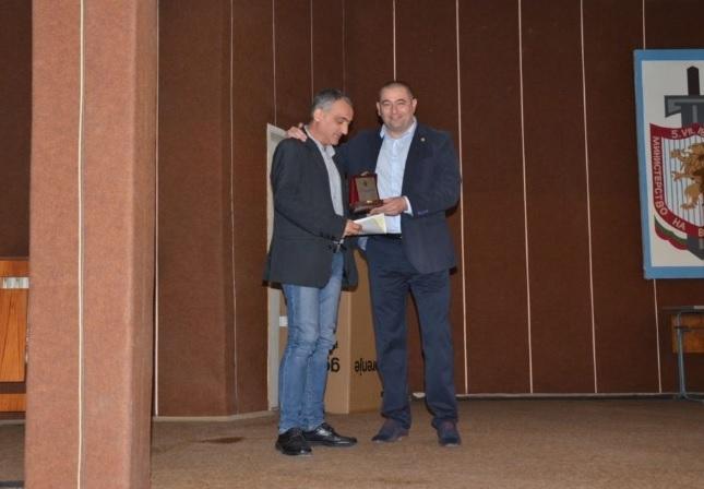 ОДМВР Монтана отбеляза с много награди професионалния празник на българската