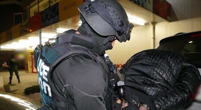 В Сърбия са задържани петима членове на една от най-големите