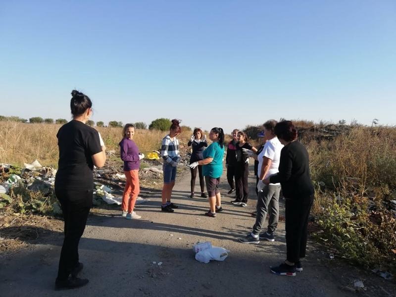 """За поредна година община Борован се включи в инициативата """"Да"""