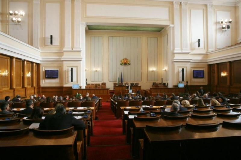 Депутатите приеха на първо четене предложението за изграждане на държавни