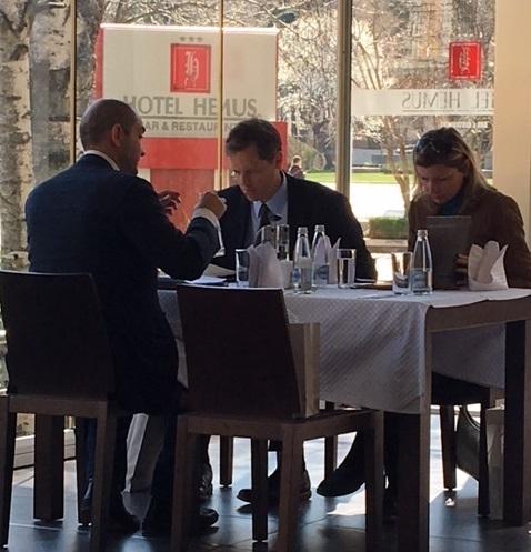 Областният лидер на БСП във Врачанско Иво Лилов бе засечен