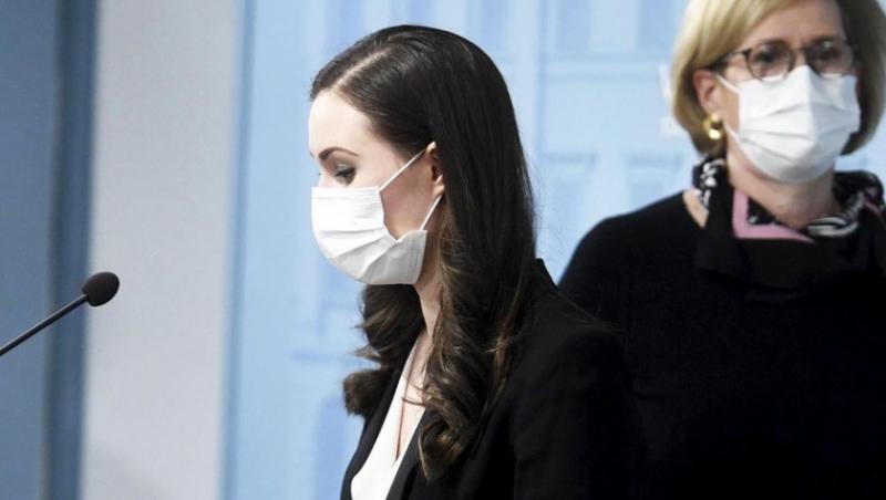Правителството на Финландия обяви извънредно положение заради ръст на коронавирусните