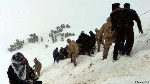 Втора лавина в Турция отне живота на 8 души