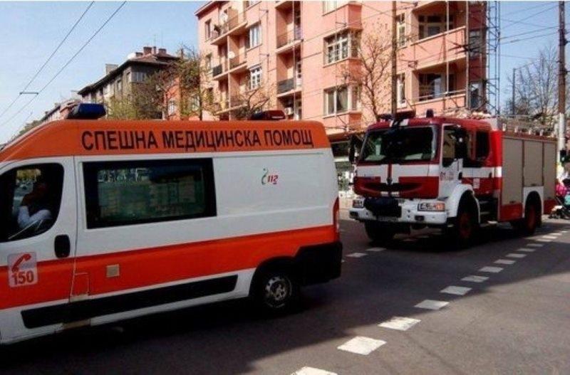 Мъж от Лом е пострадал при пожар в дома си,