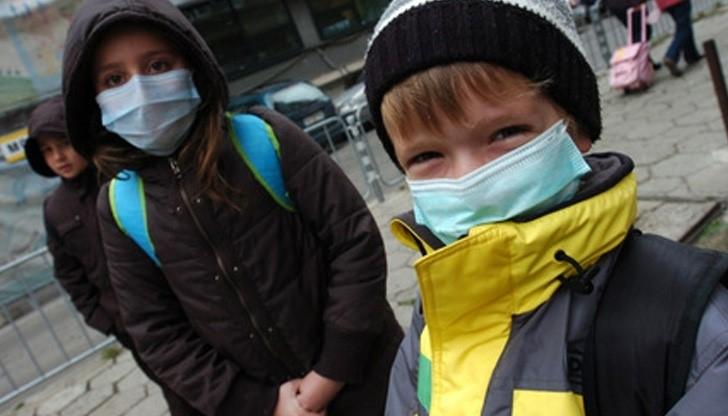 Високи стойности на заболели от грип и остри респираторни заболявания