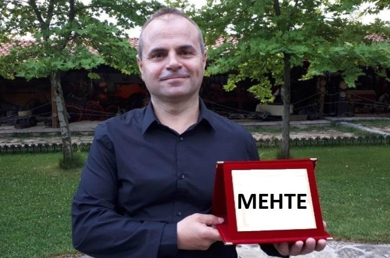 Нереализираният футболен началник Георги Александров, който към момента все още
