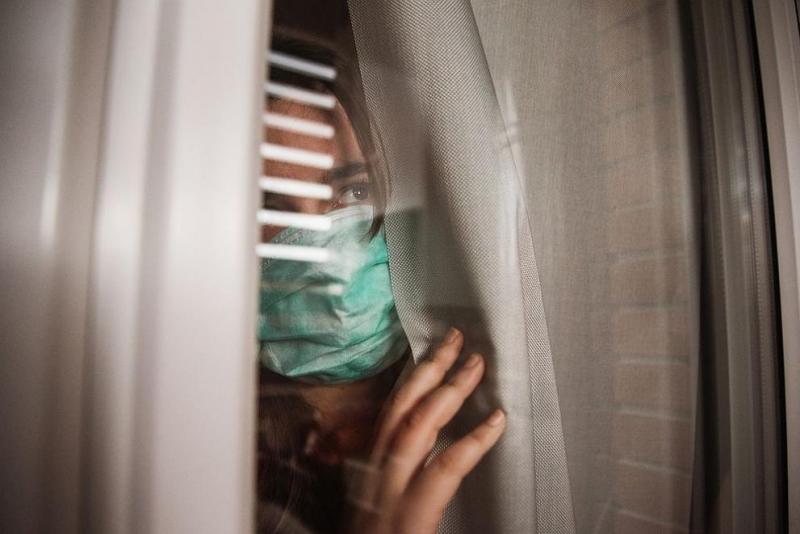 Жена от монтанското село Септемврийци е нарушила наложената й карантина