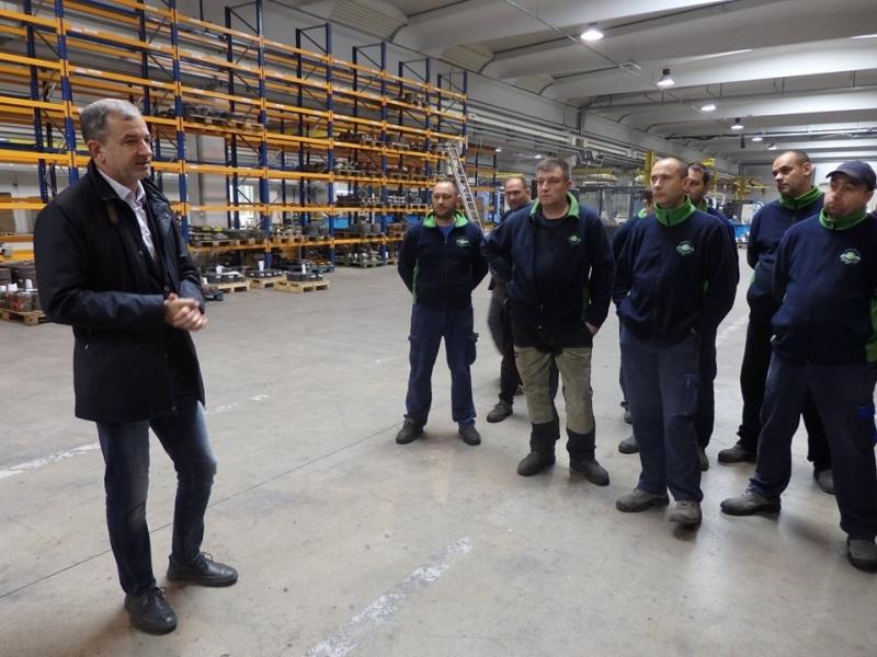 """""""Много предприятия работят по европейски проекти, благодарение на които инвестират"""