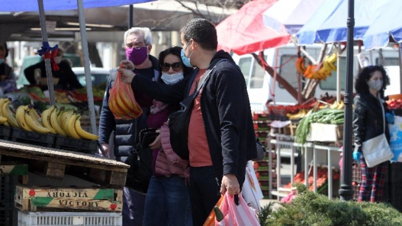 Пет акта на търговци, които не са спазили мерките, разпоредени