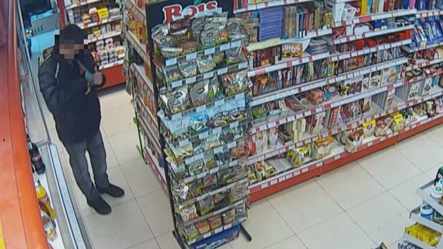 Криминално проявен открадна стоки за близо 100 лева от магазин